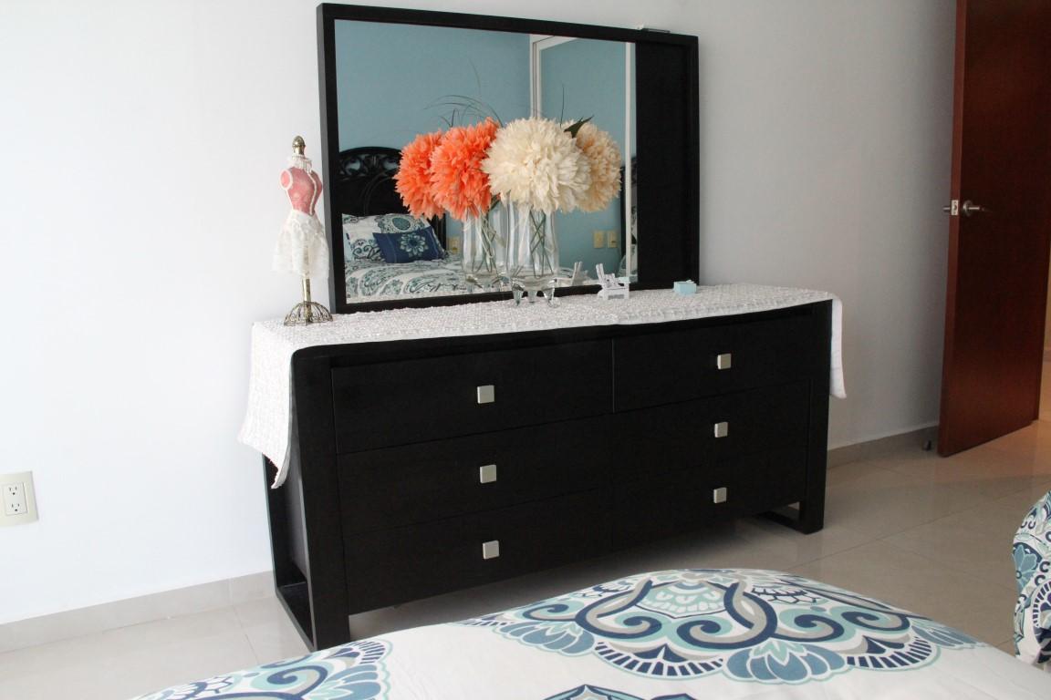 Dresser in 2nd bedroom.