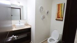 Master ensuite with shower.