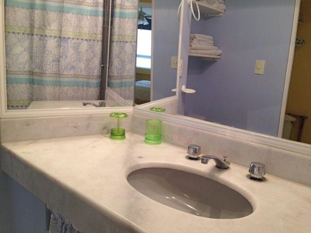 Baño privado para recamara principal