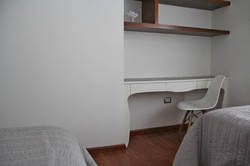 Seating area in 3rd bedroom
