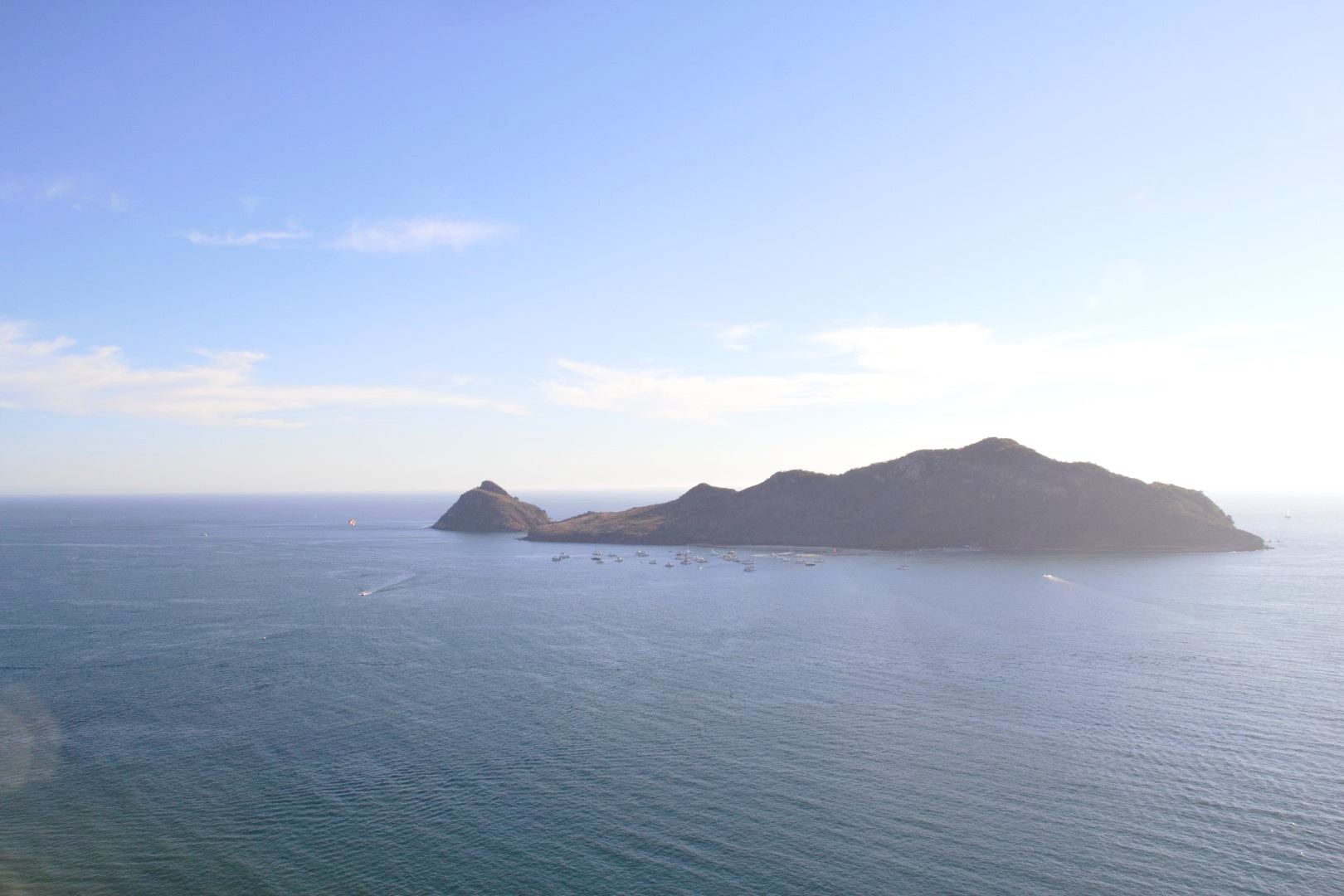Amazing views of the islands, ocean, and Mazatlan's famous sunsets.