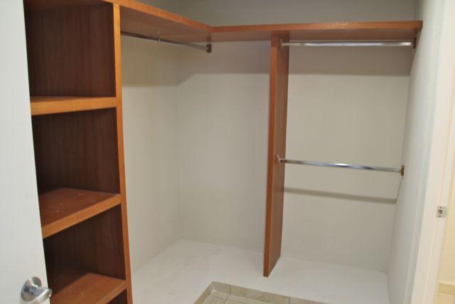Closet de habitación principal