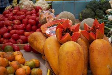 A Trip to Mazatlan's Pino Suarez Market