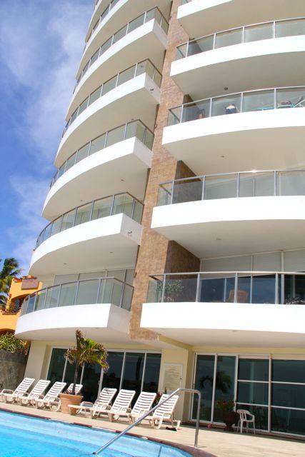 Ocean Palms building.