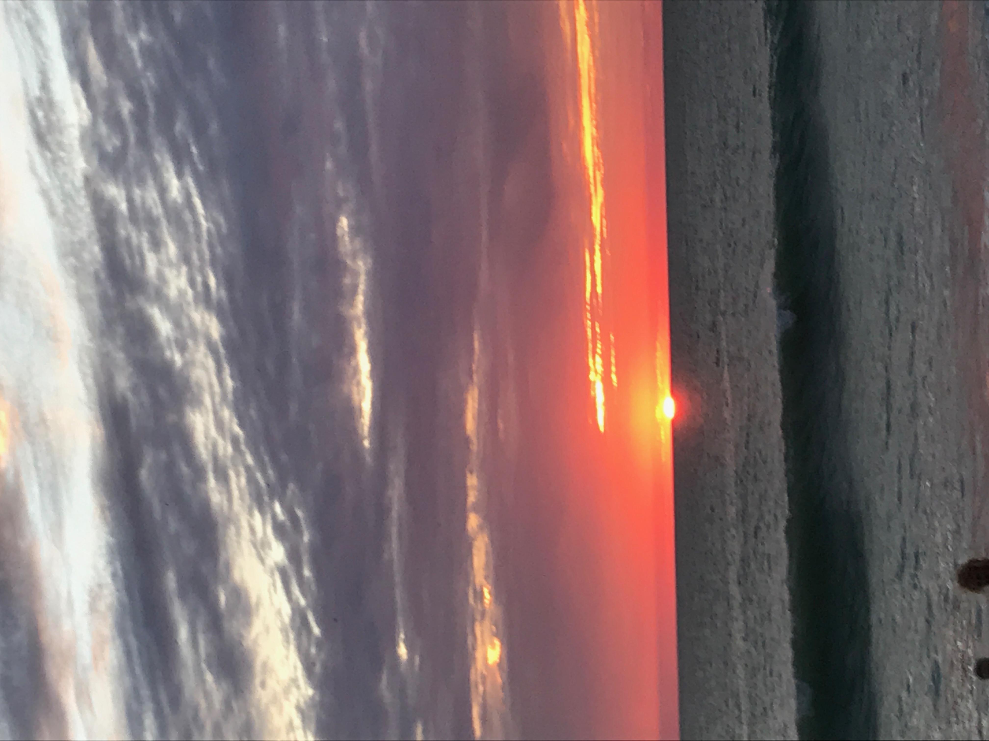 sunset 2018