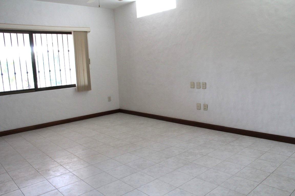 Master bedroom on main floor.