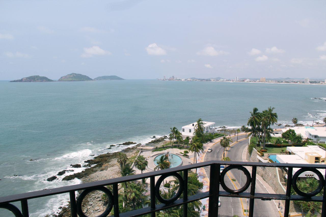 Ocean view from 10th floor.