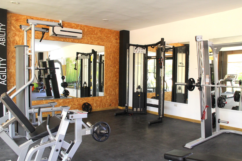 Altabrisa gym.