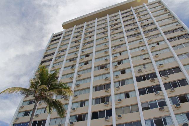 Islas del Sol building.