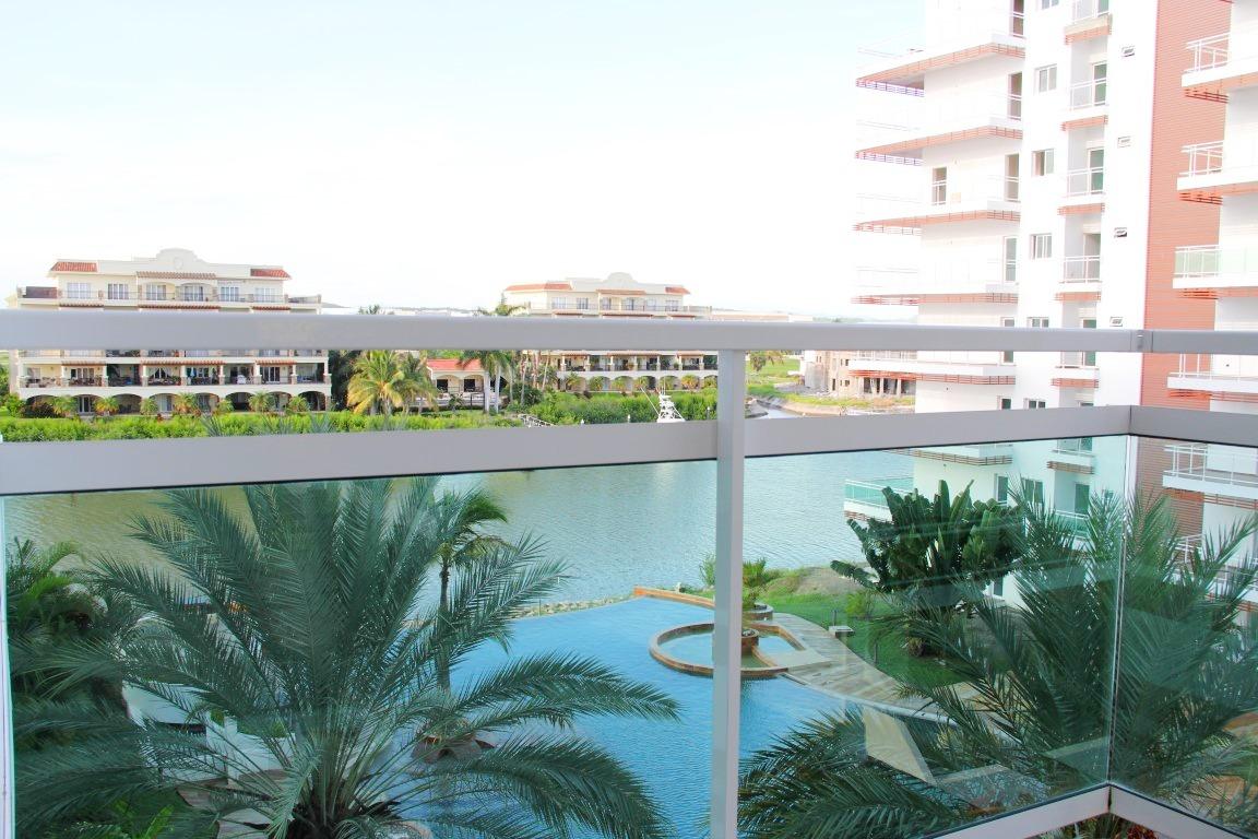 Beautiful views of the Marina.