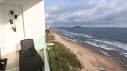 Playa Bruja beach