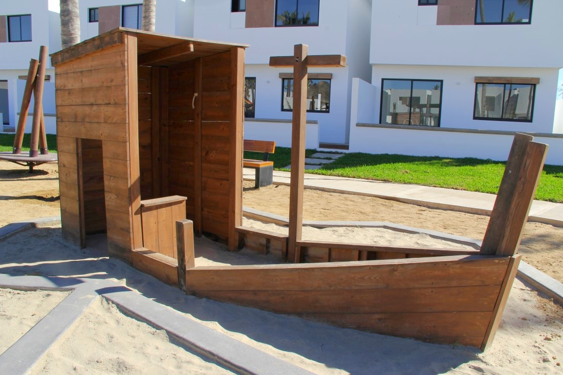 Play space for kids.