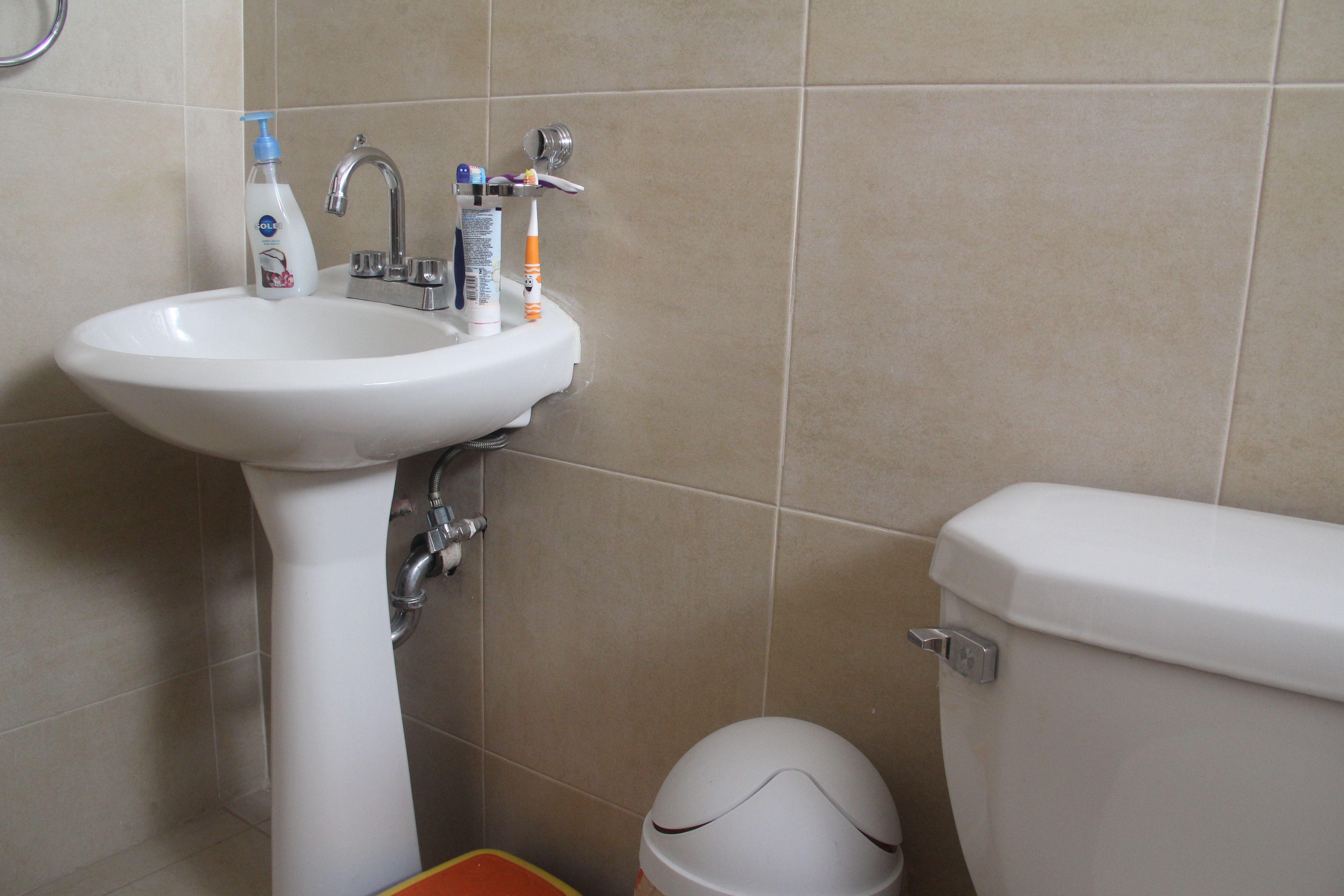 Baño privado de recamara principal