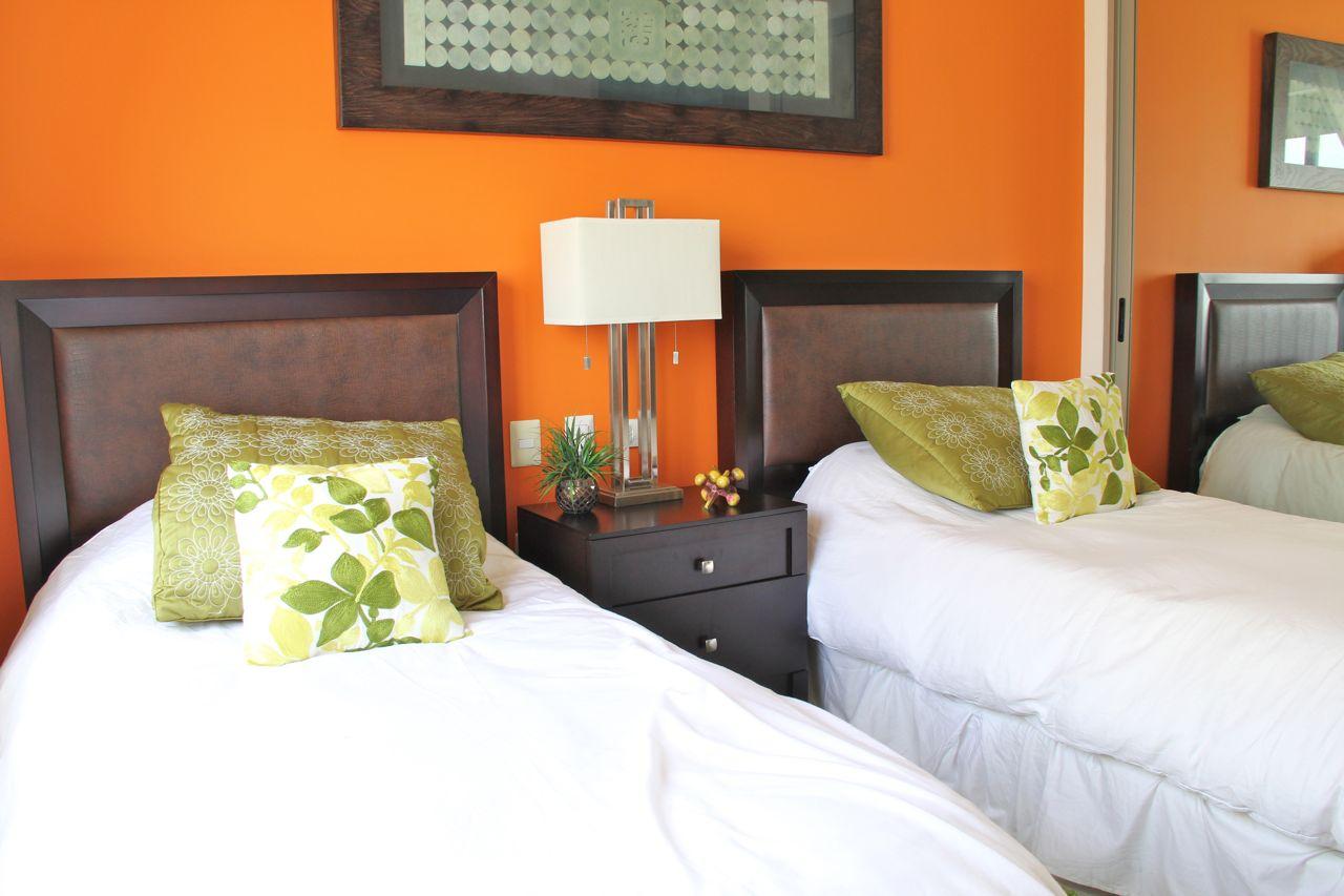 2da recamara con camas individuales
