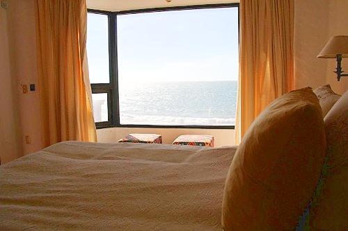 Ocean view from master bedroom.