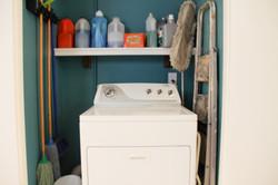 Full-sized dryer.
