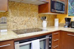 Electric range, oven, small appliances, etc.