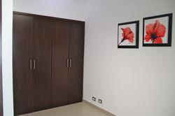 Large closet in second master suite