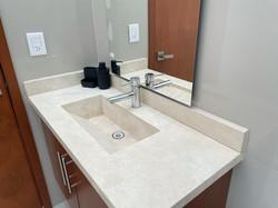 Second full bathroom.