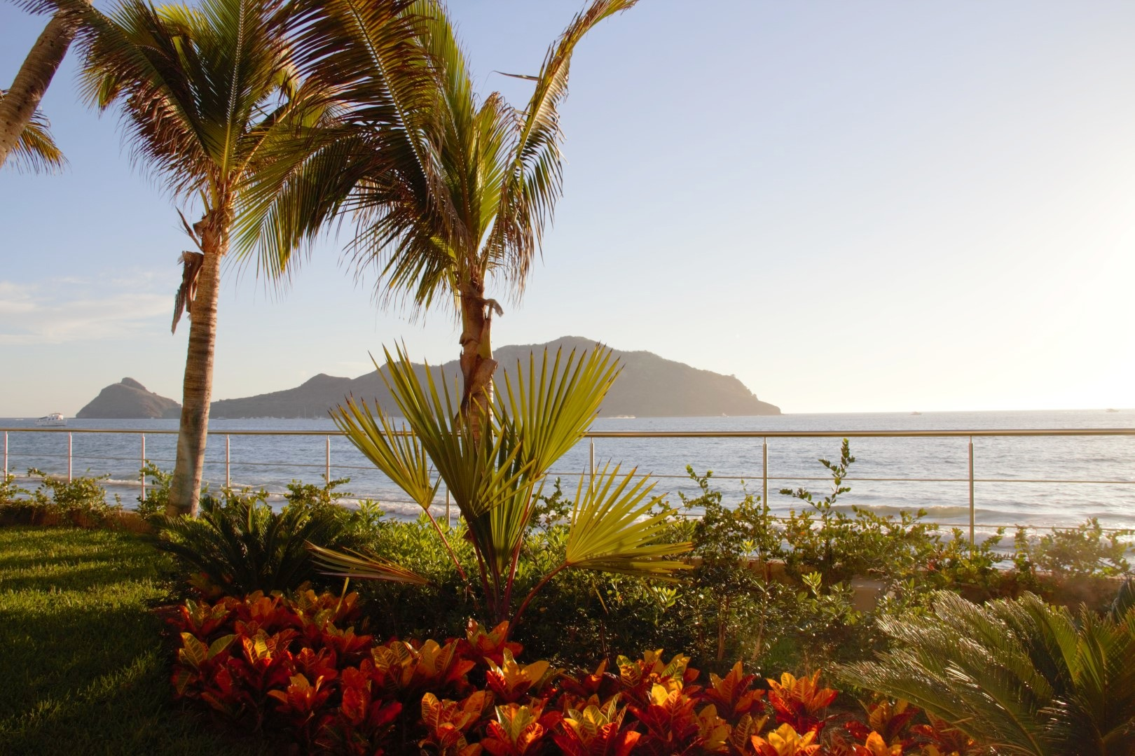 Island views.