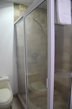 Shower in fourth bedroom ensuite