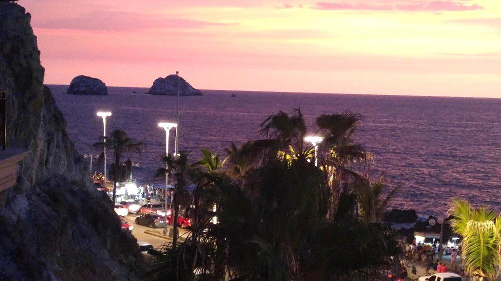 Stunning Mazatlan sunsets.