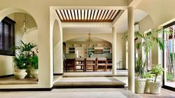 Hacienda El Dorado, luxury residence.