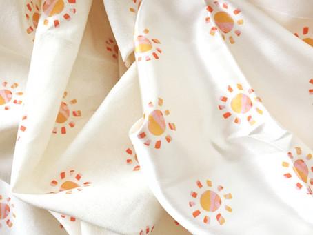 New KAIKO Fabric Alert - Hello Sunshine!