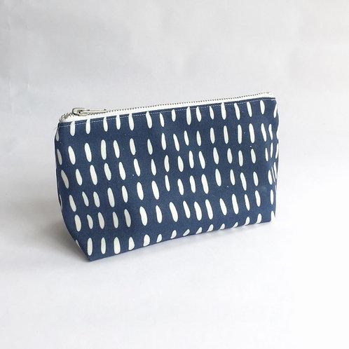 Large Miko Pouch - Blue