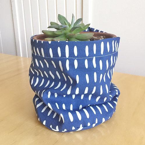 Miko Fabric Bag - Blue