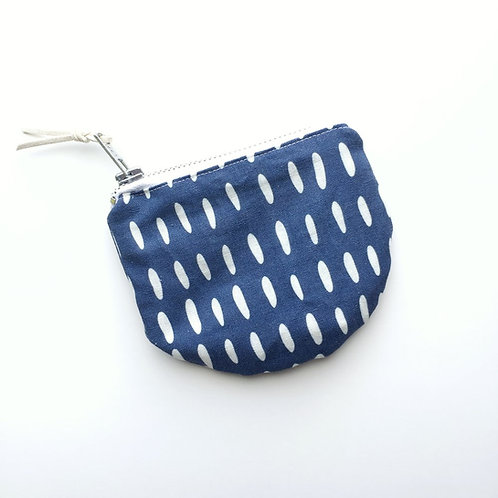 Small Miko Pouch - Blue