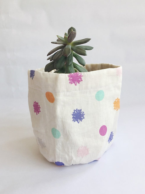 Spotty Fabric Bag