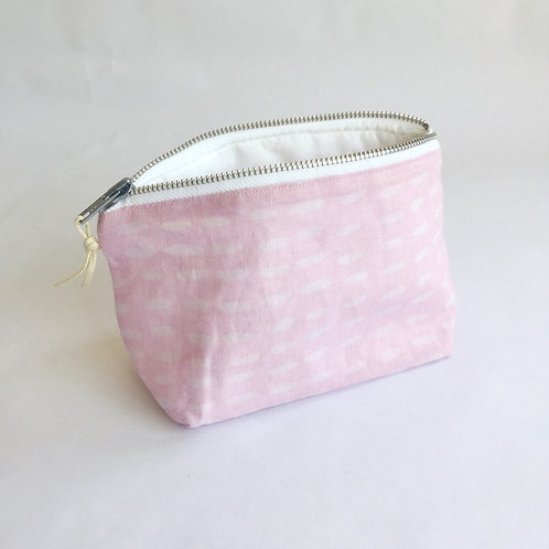 Large Miko Pouch - Pink