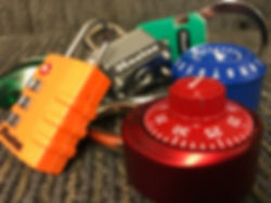 Escape room lock