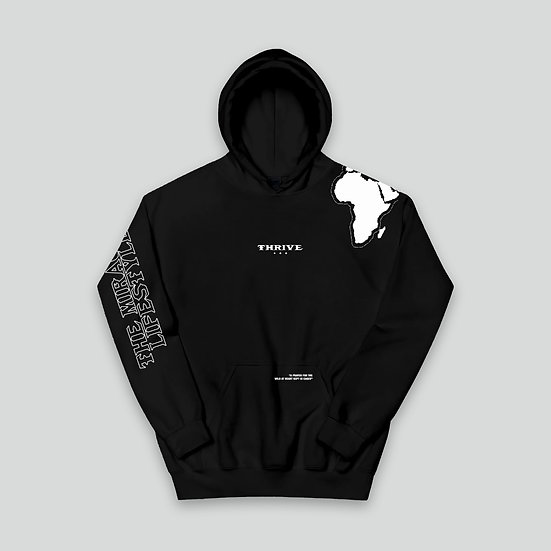 """The Miracle Lifestyle"""" KEEP GOING"""" hoodie"""