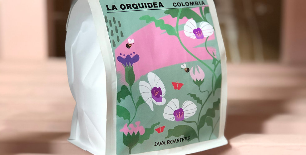 COLOMBIA La Orquidea
