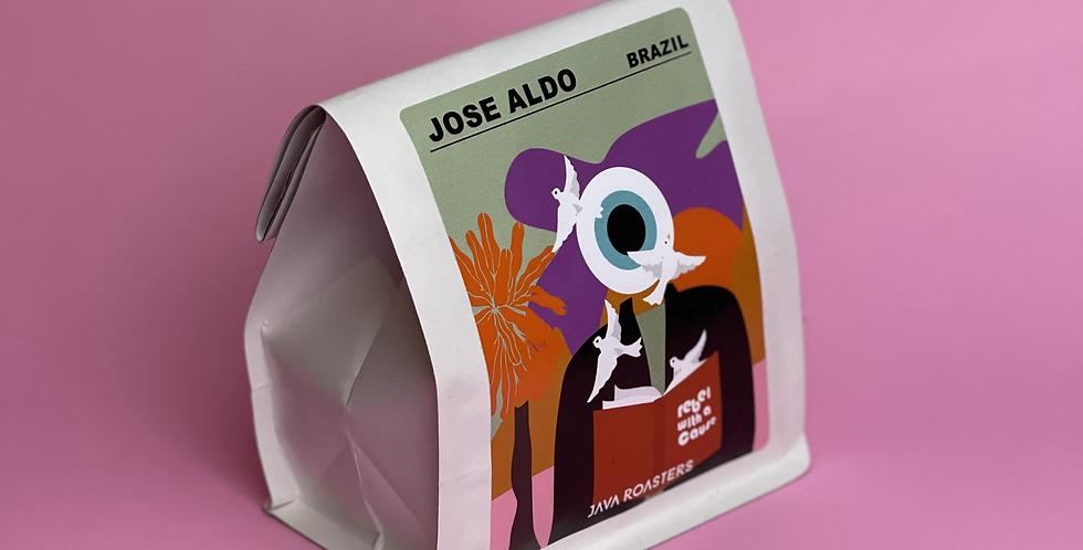 BRAZIL Jose Aldo