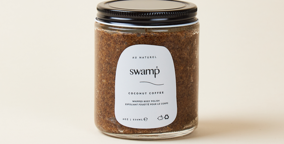 SWAMP Coconut Coffee