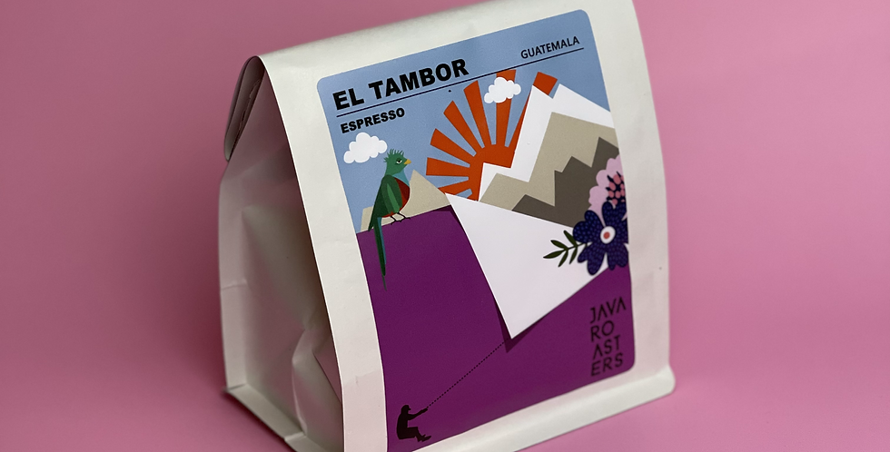 GUATEMALA El Tambor