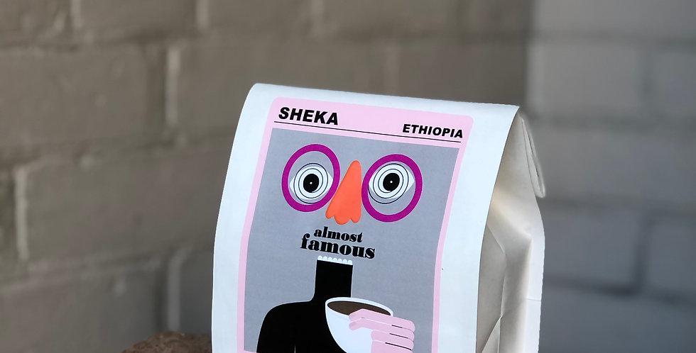 ETHIOPIA Sheka