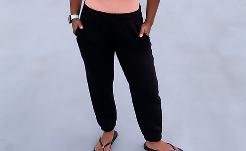 Black Out Joggers