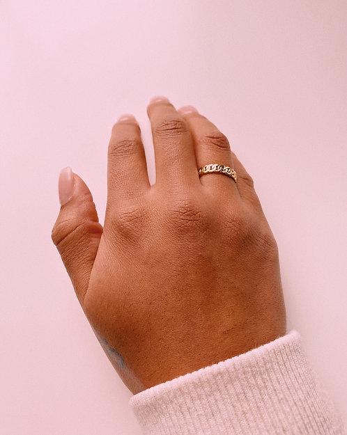 Figaro Chain Ring