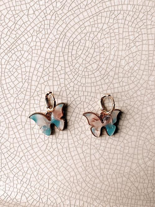 Butterfly Huggie