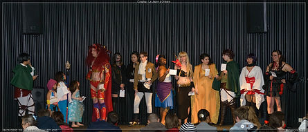 Concours Cosplay Orléans 2018