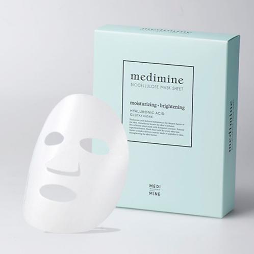 Medimine Sheet Mask & Ampoule