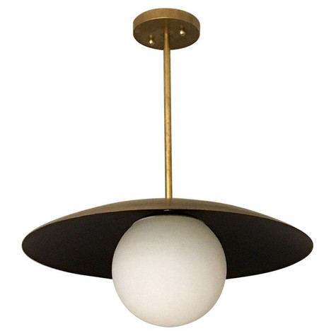 "Sasco 20"" diameter pendant"