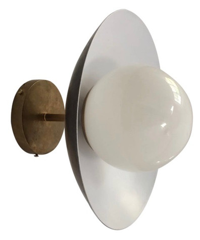 "Sasco 12"" wall sconce"