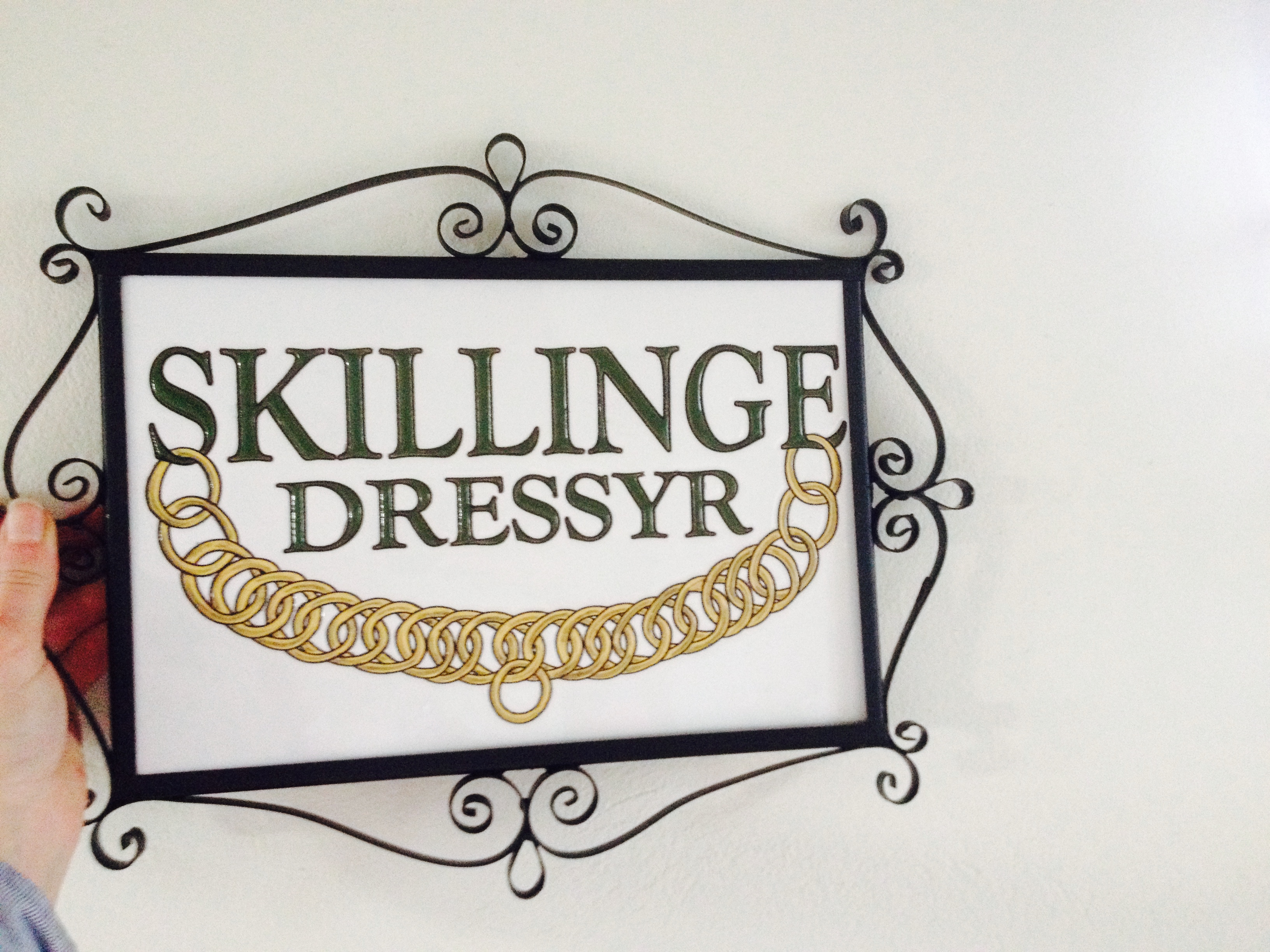 Välkommen till Skillinge Dressyr...