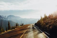 시골 도로