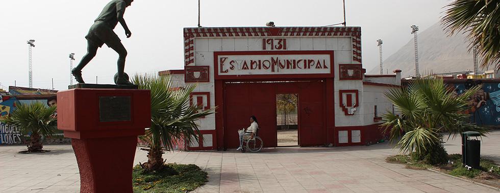 Estadio Municipal de Tocopilla (1931)